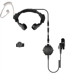 Assault Mod Waterproof Wireless Tactical Throat Mic