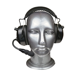 High Noise Dual Muff Headset