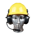 High Noise Safety Helmet Mount