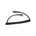 MRC-K Replacement Modular Cord for Kenwood/Baofeng Radios