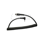 MRC-M6 Replacement Modular Mic Cord for Motorola FRS Radios