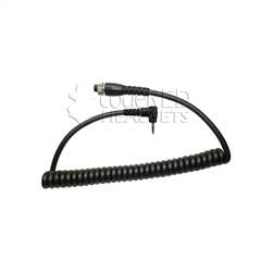 Replacement Microphone Cord for Motorola FRS 1 pin two way