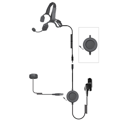 TBCH-Pro B/M  Tactical Bone Conduction Headset