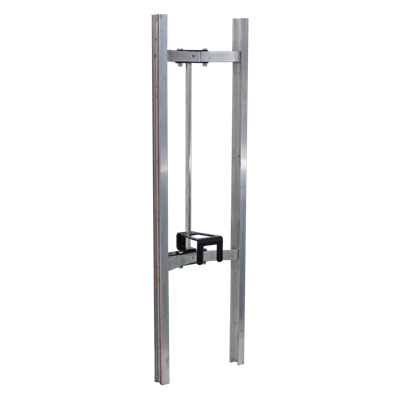 Frame - Aluminum Curved Back Frame with Keg Hook