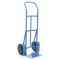 HTS 50RET-Steel hand Truck 10in. Pneumatic Wheels