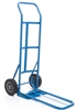 Steel Hand Truck with 24.5in. Folding Nose