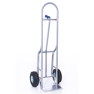 Steel Hand Truck with 10in. Recycled Wheels