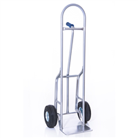 Steel Hand Truck with 10in. Balloon Wheels