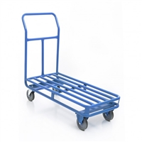 Steel Tubular Stocking Cart 18X39