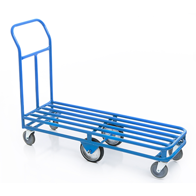Steel Tubular Stocking Cart 18X53
