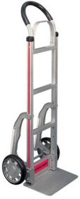 "52"" Modular Aluminum Hand Truck with Stair Climbers and U-Brace"