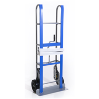 Steel Appliance Hand Truck with Offset Strap