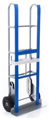 Heavy Duty Steel Appliance Hand Truck with Ratchet Strap