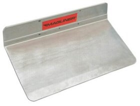 Nose - Extruded Aluminum Blade 20inch x 12inch