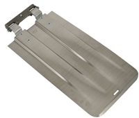Accessory - Folding Nose Extension Formed Aluminum 24inch x 12inch
