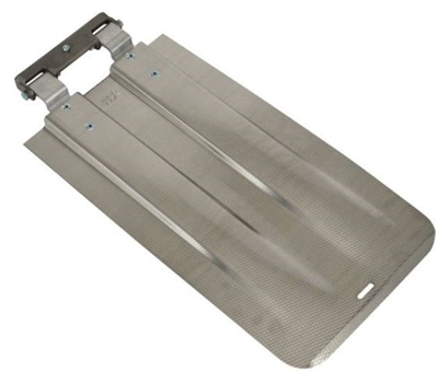Folding Nose Extension Formed Aluminum 24inch x 12inch