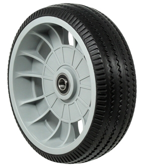 Low Profile Flat Free Tire