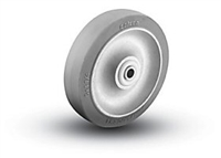 Synthetic Rubber Wheel 3-1/2x1-1/4