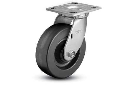 Heavy Duty 4x2 Phenolic Swivel Caster