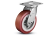 Heavy Duty 4x2 Polyurethane Swivel Caster