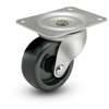 General Duty 3x1-1/4 Polyolefin Swivel Caster