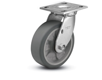 Heavy Duty 4x2 Transforma HD Swivel Caster
