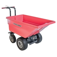 MOTORIZED HOPPER CARTS