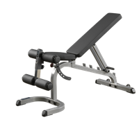 GFID31 Flat Incline Decline Bench