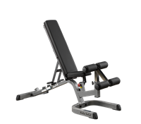 GFID71 HD Flat Incline Decline Bench
