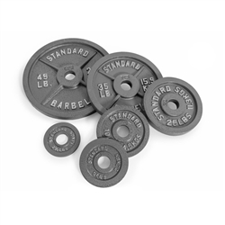 Olympic Size Iron Weight Plates