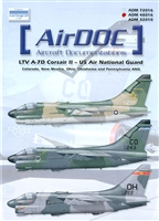 AirDOC 48016 - LTV A-7E Corsair II - US Air National Guard