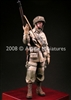 "Alpine 16004 - WW2 US Paratrooper 82nd Airborne ""All American"""