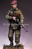 Alpine 16013 - WW2 British S.A.S. Commando
