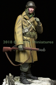 Alpine 16040 - WW2 US Infantry Winter 44-45