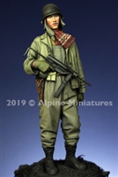 "Alpine 16041 - WW2 US 4th AD ""First in Bastogne"""
