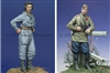 Alpine 35014 - WW2 Russian Tank Crew Set 1943-45