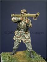 Alpine 35020 - German Para with Panzerschreck