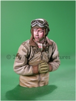 Alpine 35034 - US Tank Crew in Winter #2 (half figure)