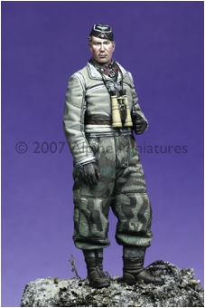 Alpine 35036 - Winter Panzer Officer