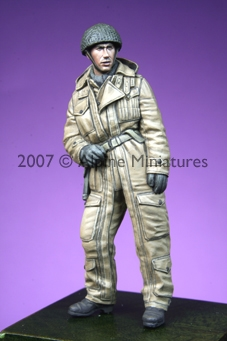 Alpine 35049 - WW2 British Tank Crew #2