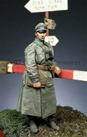 Alpine 35054 - WW2 German Officer #1