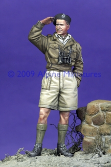 Alpine 35078 - British Armoured Crew #1