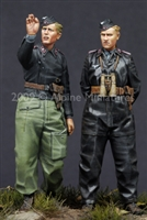 Alpine 35086 - German Heer Pz Crew Set (2 figures)
