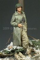 Alpine 35093 - WW2 US Army Officer #1