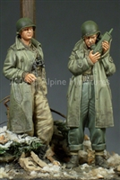 Alpine 35095 - WW2 US Army Officer Set