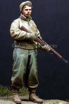 Alpine 35109 - WW2 US Infantry #2