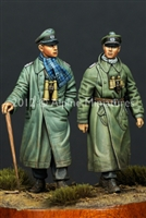 Alpine 35138 - Panzer Officer 1 Pz. Div. Set