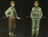 "Alpine 35156 - 3rd Armored Div. ""Spearhead"" Set (2 figures)"