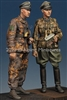 Alpine 35165 - Kurt Meyer & Officer Set (2 figures)