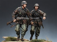 Alpine 35168 - WSS Infantry Set (2 figures)